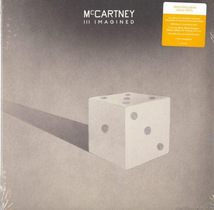 Paul McCartney - McCartney III Imagined - Limited Edition, Gold, Double Vinyl, Capitol, 2021