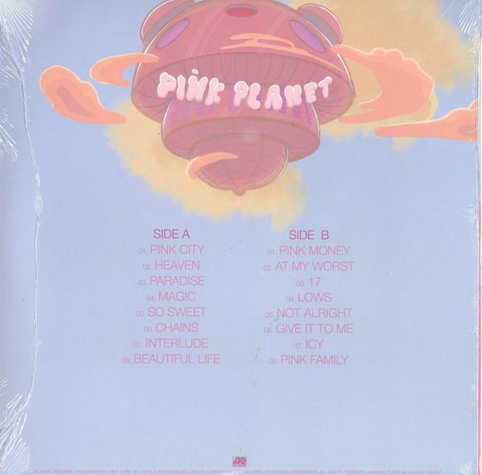 Pink Sweat$ - Pink Planet - Vinyl, LP, Atlantic Records, 2021