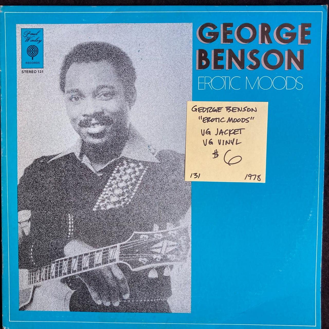George Benson Records