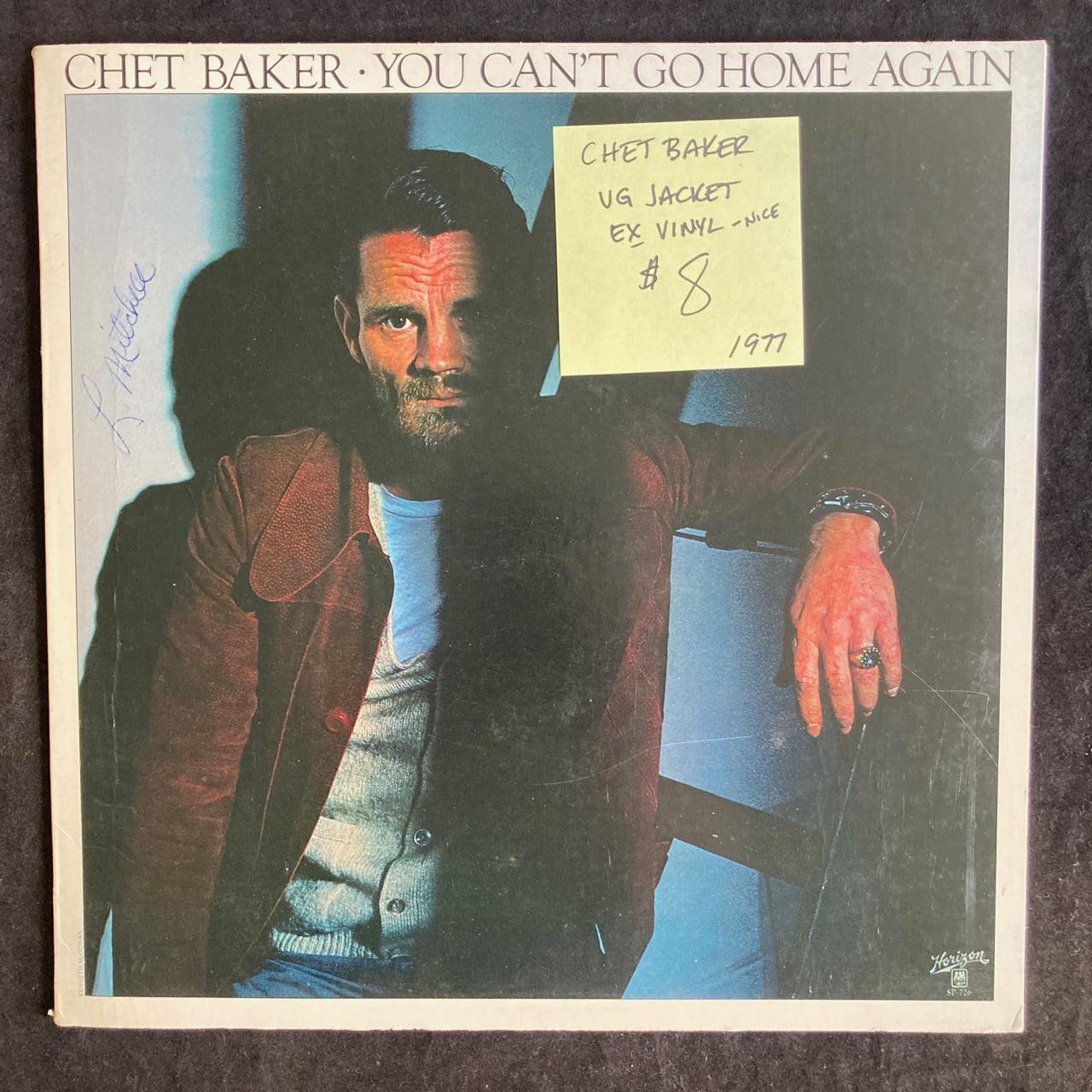 Chet Baker Records