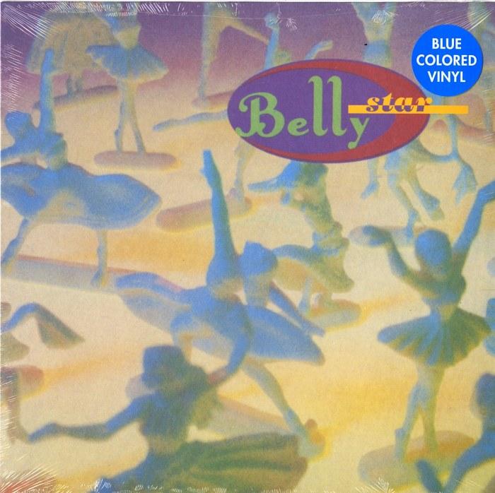 Belly - Star - 140 Gram, Blue Vinyl, LP, Reissue, Plain Records, 2016