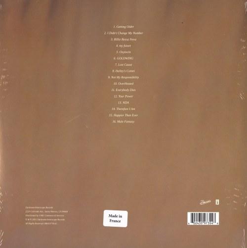 Billie Eilish - Happier Than Ever - Double Vinyl, LP, Interscope Records, 2021