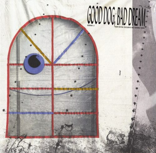 Hippo Campus - Good Dog, Bad Dream - Limited Edition, Red Vinyl, EP, Grand Jury, 2021