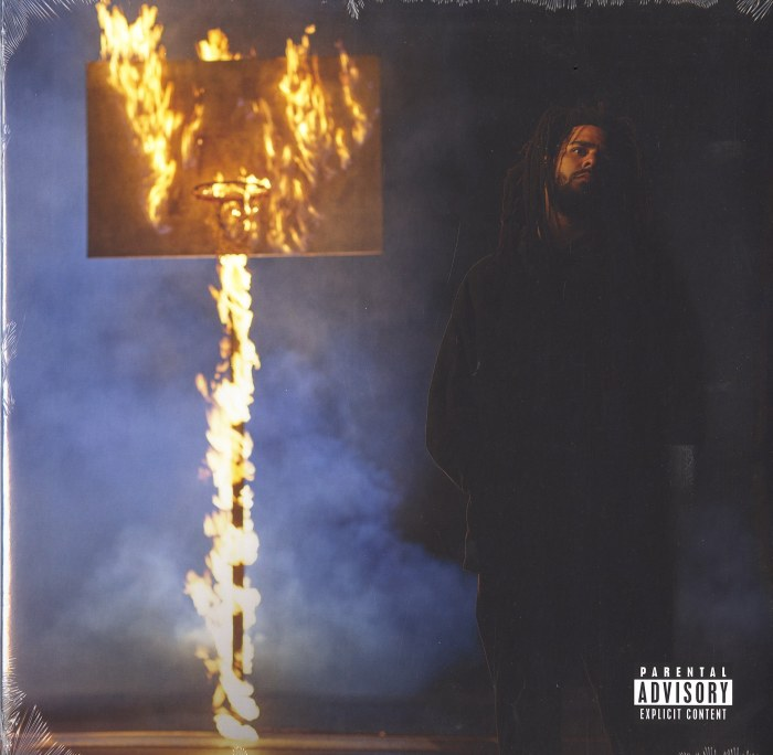 J. Cole - The Off-Season - Vinyl, LP, Dreamville, 2021