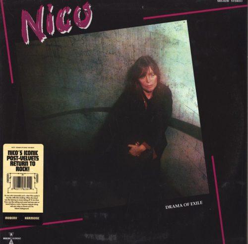 Nico - Drama Of Exile - Vinyl, LP, Reissue, Modern Harmonic, 2021
