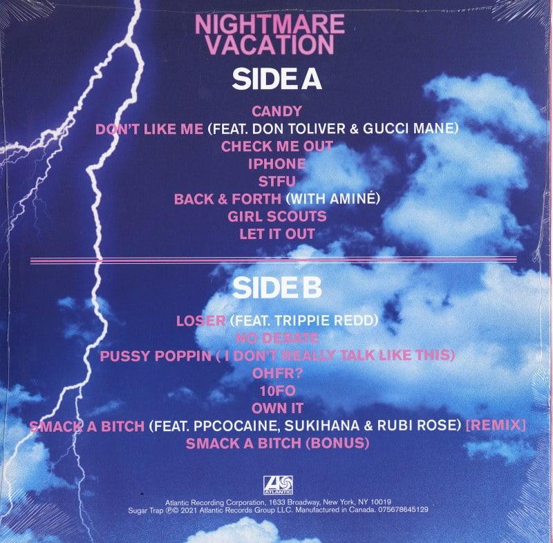 Rico Nasty - Nightmare Vacation - Vinyl, LP, Atlantic, 2021