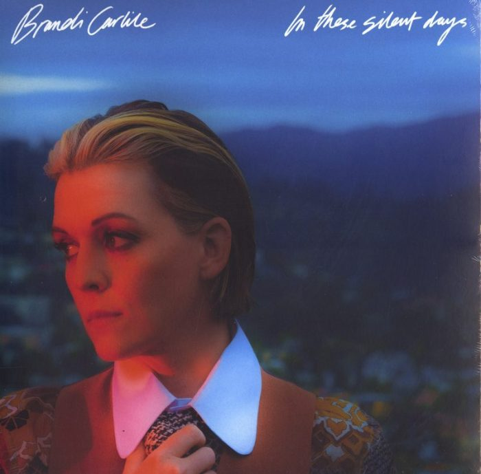 Brandi Carlile - In These Silent Days - Limited Edition, Gold Vinyl, LP, Low Country Sound, 2021