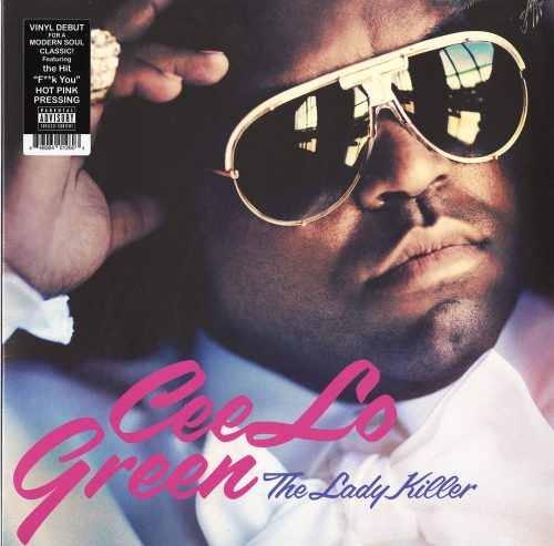 Cee Lo Green - The Lady Killer - Limited Pink Vinyl, LP, Real Gone Music, 2021