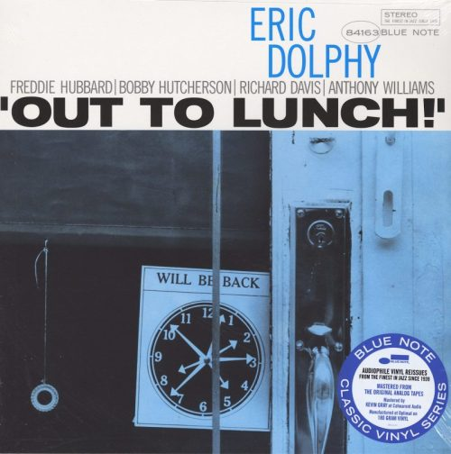 Eric Dolphy - Out To Lunch - 180 Gram, Vinyl, LP, Reissue, Blue Note, 2021