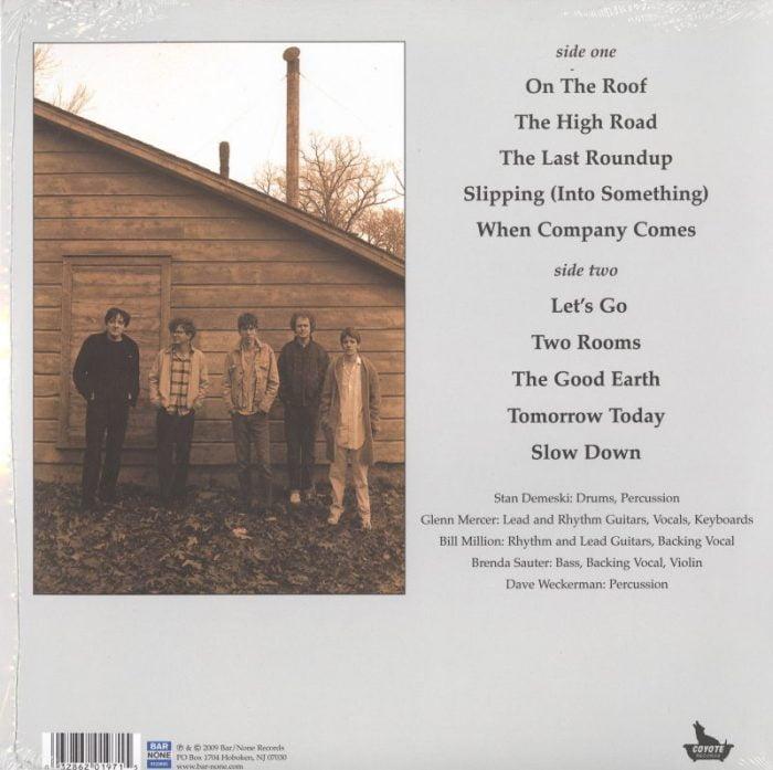 Vinyl, LP, Bar/None Records, 2009