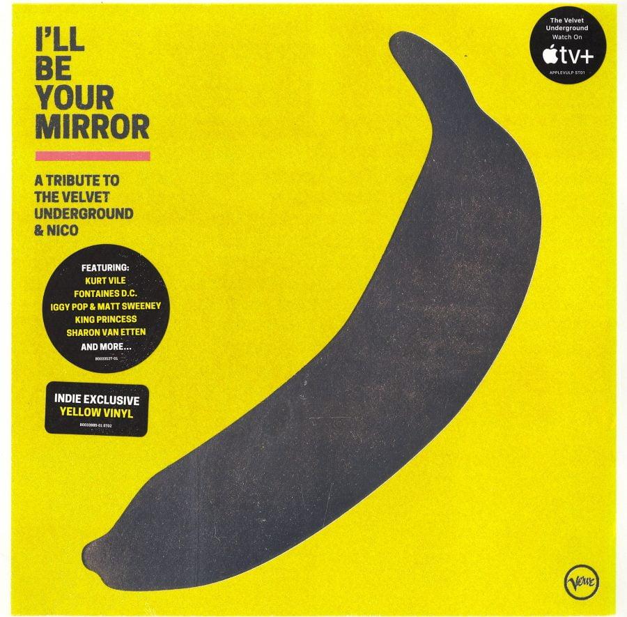 Various Artists - I'll Be Your Mirror - Ltd Ed, Yellow Vinyl, Double Vinyl, LP, Verve, 2021