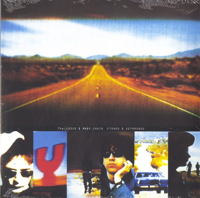 Jesus and Mary Chain - Stoned and Dethroned - Vinyl, LP, Reissue, 1972 Records, 2012