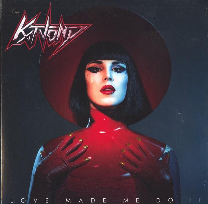 Kat Von D - Love Made Me Do It - Limited Edition, Glow-In-The-Dark Vinyl, LP, Kartel Music Group, 2021
