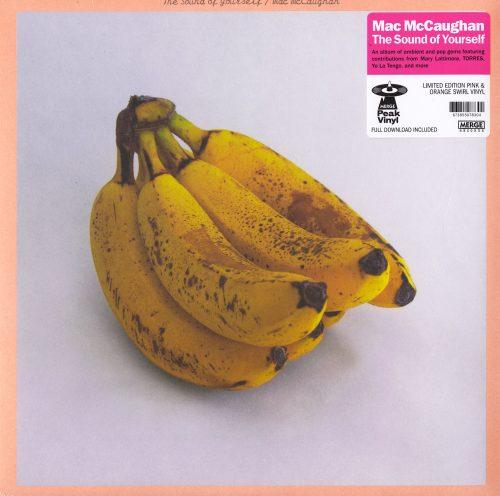 Mac McCaughan - Sound Of Yourself - Ltd Ed, Pink/Orange Vinyl, LP, Merge Records, 2021