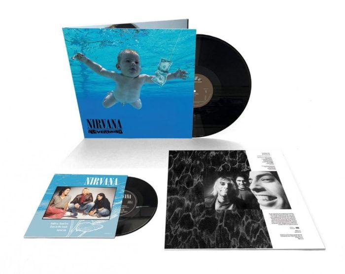 """Nirvana - Nevermind - 30th Anniversary, Vinyl, LP, bonus 7"""", Geffen, 2021 - PRE-ORDER"""