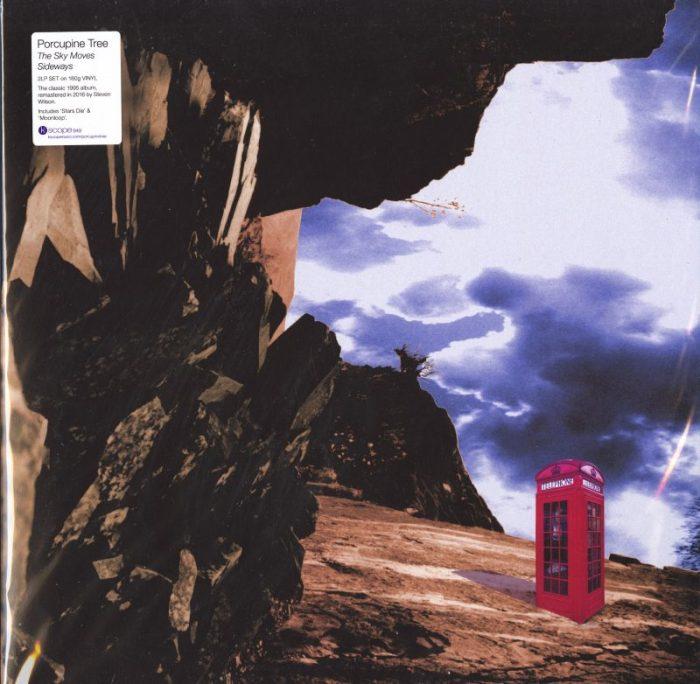 Porcupine Tree - The Sky Moves Sideways - 180 Gram, Double Vinyl, Remastered, K-Scope, 2017