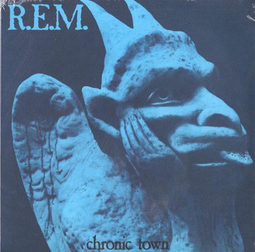 R.E.M. - Chronic Town - Vinyl, EP, Reissue, A&M, 2010