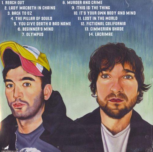 Sufjan Stevens & Angelo De Augustine - A Beginner's Mind - Gold Vinyl, LP, Asthmatic Kitty, 2021