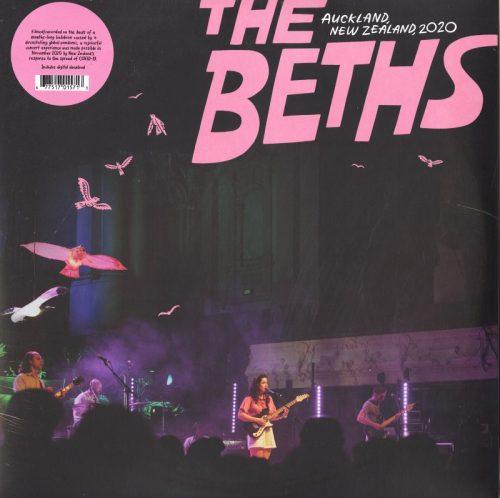 The Beths - Auckland, New Zealand 2020 - Live, Double Vinyl, LP, 2021, Carpark Records