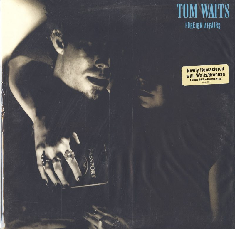 Tom Waits - Grey Opaque Vinyl