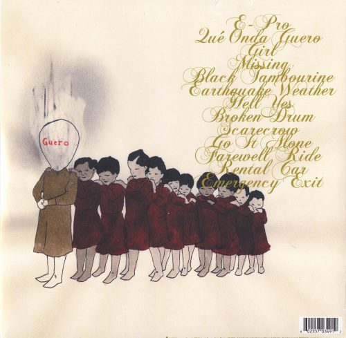 Beck - Guero - 140 Gram, Vinyl, LP, Reissue, Interscope Records, 2016