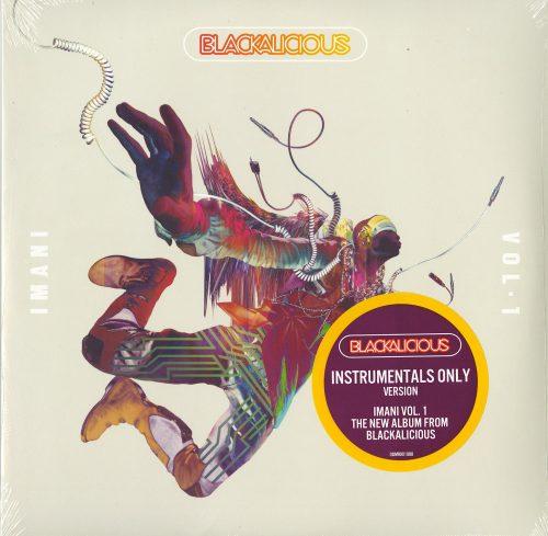Blackalicious - Imani, Vol. 1 - Double Vinyl, LP, OGM Recordings, 2015