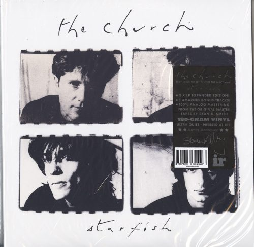 The Church - Starfish - Expanded Edition, Double Vinyl, Analog Mastered, Intervention Records, 2021