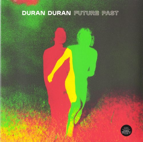 Duran Duran - Future Past - Limited Edition, Translucent Red Vinyl, LP, BMG, 2021