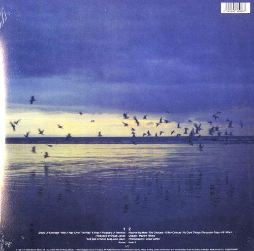 Echo & The Bunnymen - Heaven Up Here - 180 Gram, Vinyl, LP, Remastered, Rhino, 2021