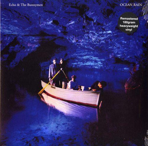 Echo & The Bunnymen - Ocean Rain - 180 Gram, Vinyl, LP, Remastered, Rhino, 2021