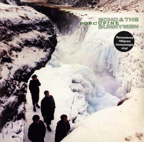 Echo & The Bunnymen - Porcupine - 180 Gram, Vinyl, LP, Remastered, Rhino, 2021