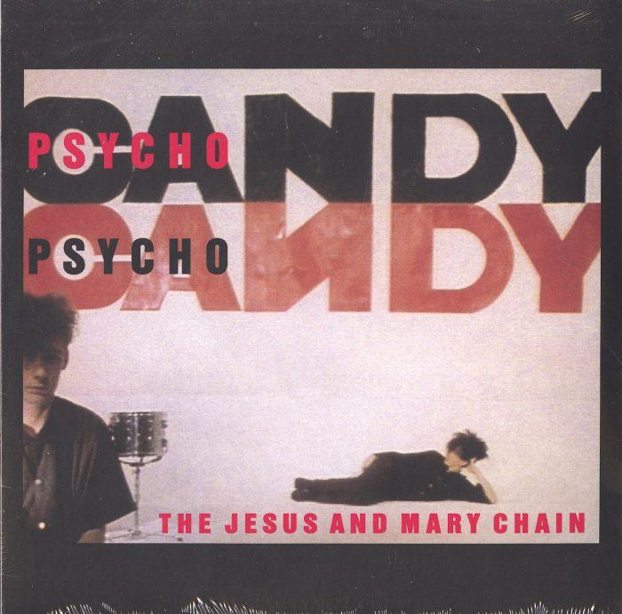 Jesus and Mary Chain - Psychocandy - 180 Gram, Vinyl, LP, Reissue, Rhino, 2004