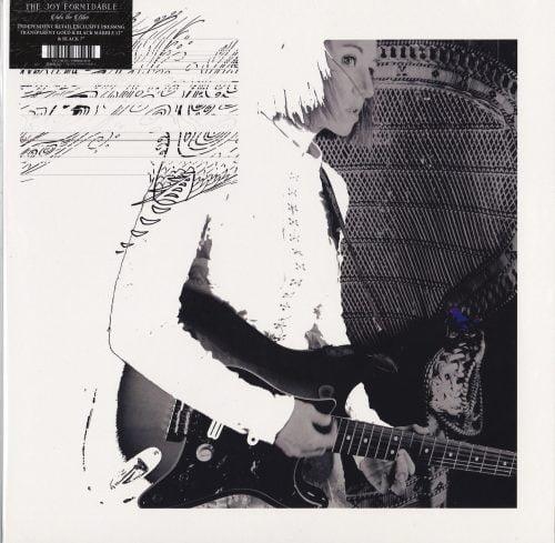 "The Joy Formidable - Into The Blue - Limited Edition, Gold-Black Vinyl, Bonus 7"", Enci Records, 2021"
