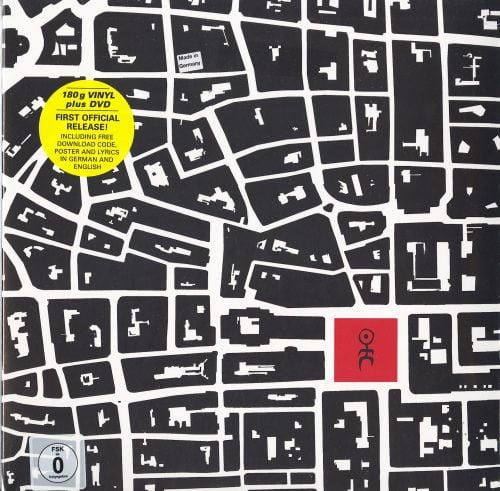Einstürzende Neubauten - Grundstück - Vinyl, LP, DVD, Potomak, 2018