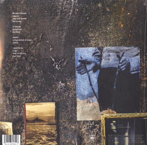 Nine Inch Nails - Hesitation Marks - 180 Gram, Double Vinyl, Reissue, Sony Legacy, 2021