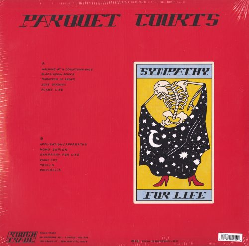 Parquet Courts - Sympathy For Life - Limited Edition, Vinyl, LP, w Booklet, Rough Trade, 2021