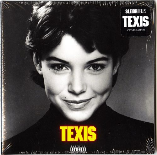 Sleigh Bell - Texis - CD, Mom & Pop Music, 2021