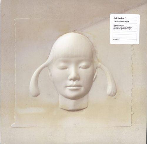 Spiritualized - Let It Come Down - Special Edition, Ivory, Double Vinyl, LP, Fat Possum, 2021