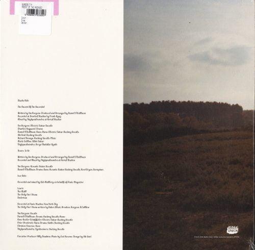 Tim Burgess - Ascent Of The Ascended - Neon Orange, Vinyl, EP, Bella Union, 2020
