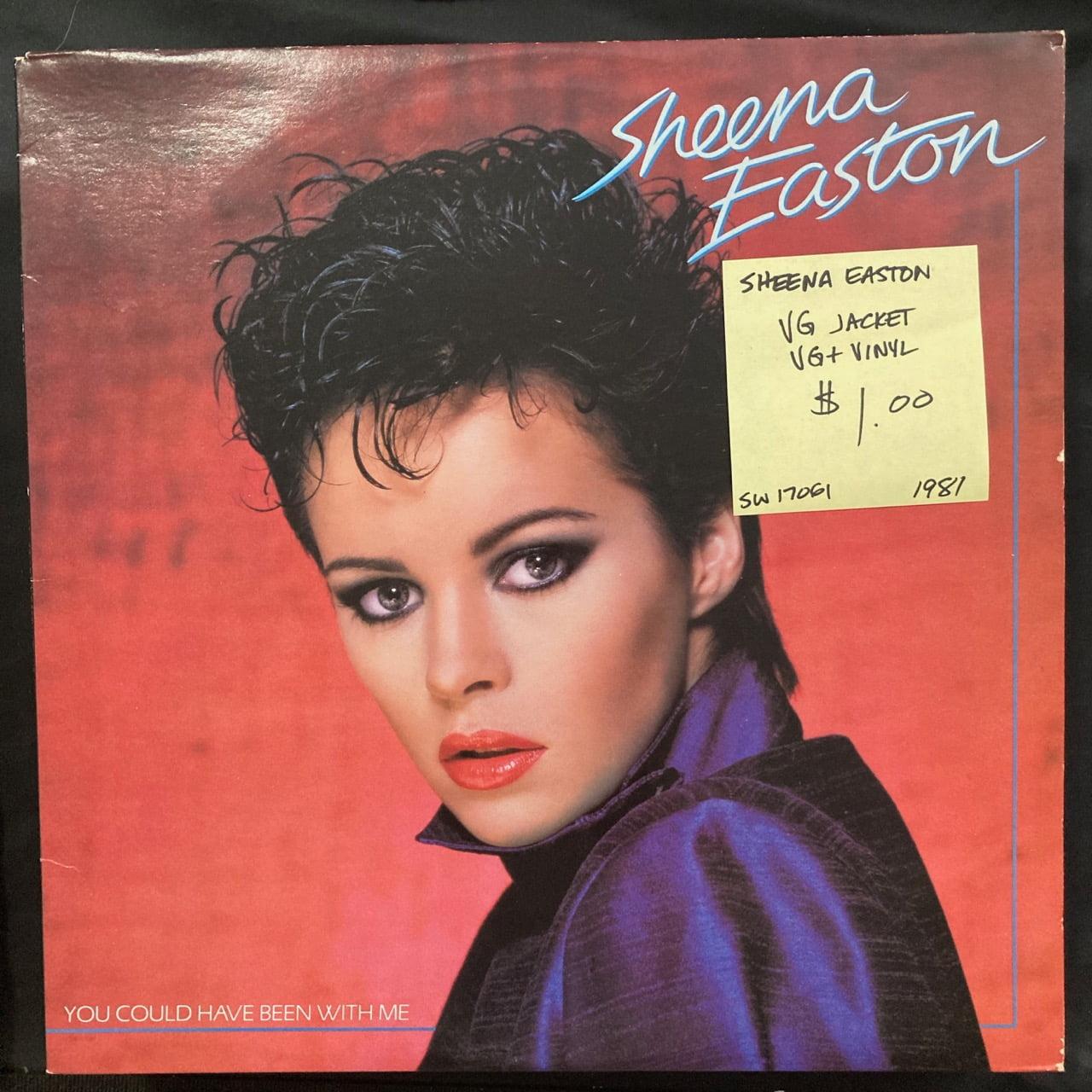 Sheena Easton vinyl